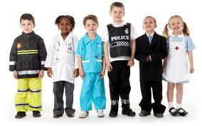 Kids in careers